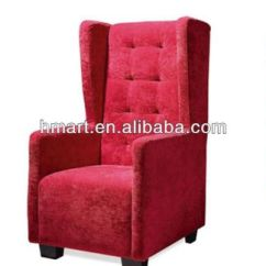 Single Sofa Design Leather Chesterfield Set Latest Red Buy Wooden China