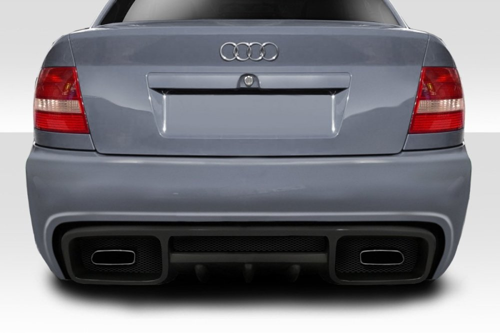 medium resolution of get quotations duraflex ed fww 763 version 2 rear bumper 1 piece body kit