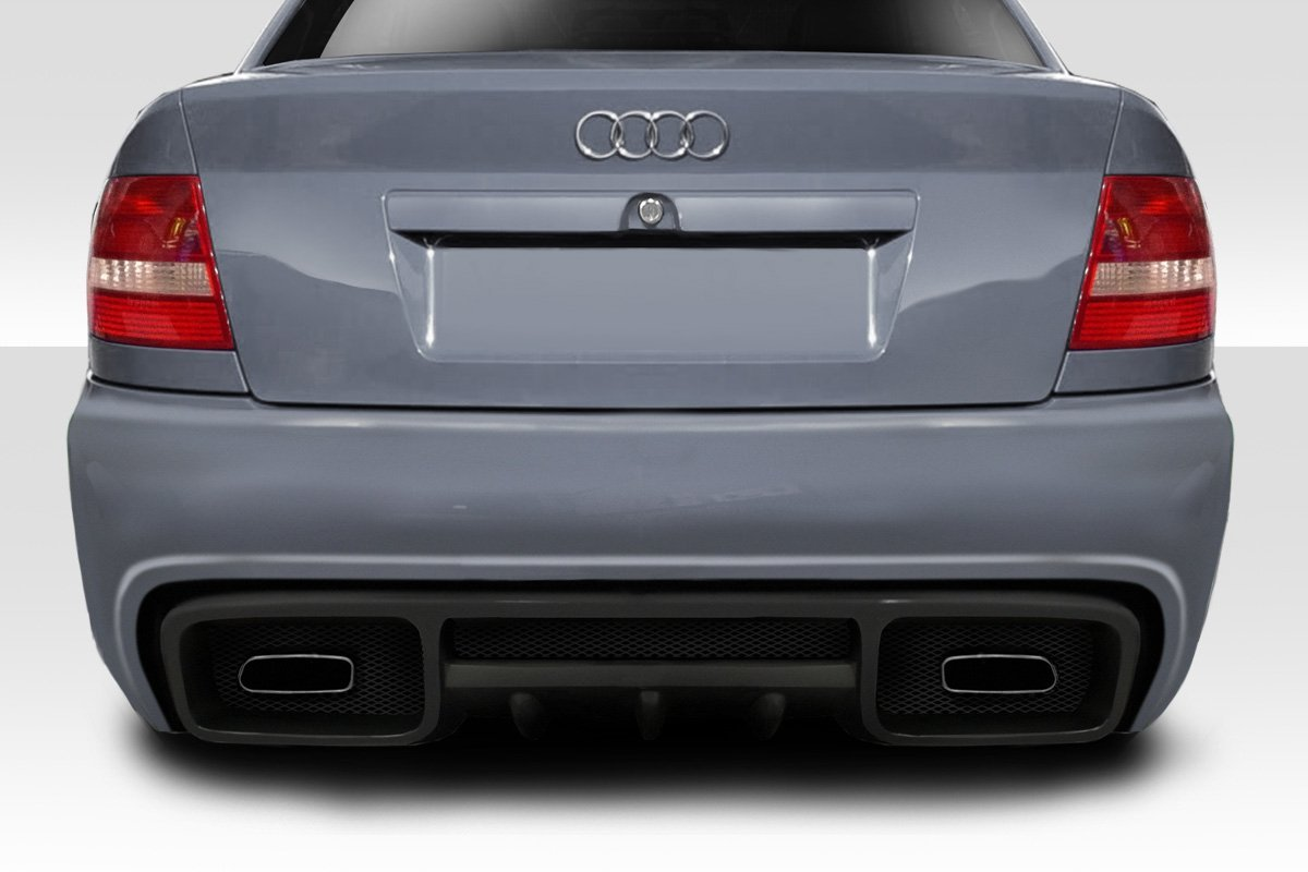 hight resolution of get quotations duraflex ed fww 763 version 2 rear bumper 1 piece body kit