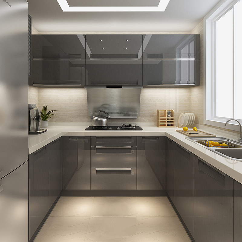 Guangzhou Small Kitchen Design Philippines Custom Kitchen Cabinet For Home Kitchen View Small Kitchen Design Prodeco Product Details From Guangzhou Prodeco Group Co Ltd On Alibaba Com
