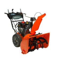 ariens st24le deluxe 24 two stage 254cc snow blower 921045 [ 1000 x 1000 Pixel ]
