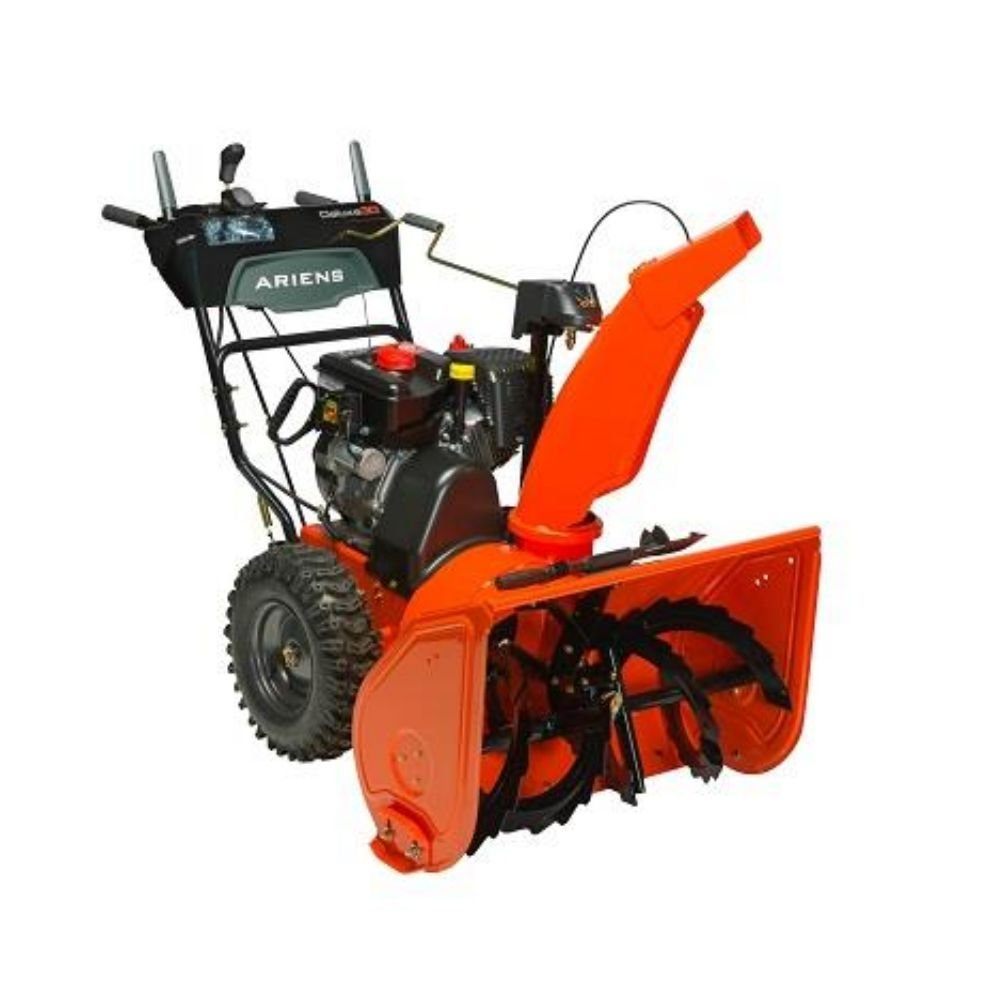 hight resolution of ariens st24le deluxe 24 two stage 254cc snow blower 921045