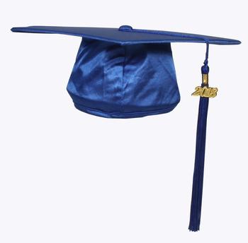 royal blue child graduation
