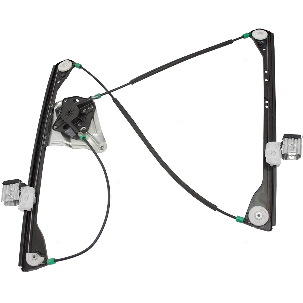 hight resolution of get quotations drivers front power window lift regulator replacement for buick rendezvous pontiac aztek 15911246 gm1350172
