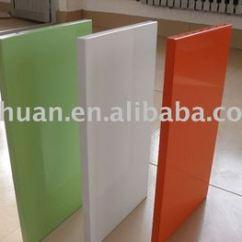 Mdf Kitchen Cabinet Doors Diy Counters 压制0 45毫米高光泽pvc 箔柜门 Buy Pvc 厨柜门 涂层橱柜门 高