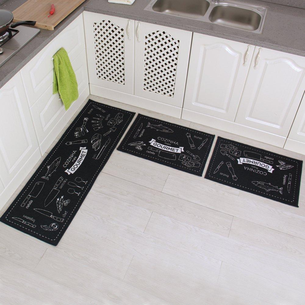 kitchen floor mats ninja mega system bl770 reviews china supplier popular non slip printing buy
