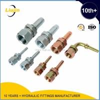 Ningbo Yinzhou Liujin Manufactuer Hydraulic Hose End