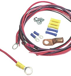 wire harness car electronics fwh598 get quotations allstar all76201 solenoid wiring kit for ford style solenoid [ 1500 x 1159 Pixel ]