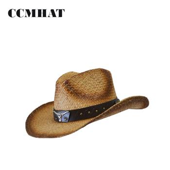 cowboy hat crochet sombrero vaquero pattern # 53