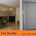 High Quality Automatic Insulated Steel Fire Rated Roller Shutter For Commercial Building Buy Insulated Roller Shutter Fire Rated Shutter Fire Rated