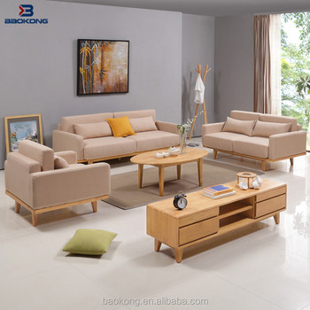 wood frame living room furniture ideas on a small budget new model drawing rubber fabric seat sofa set buy