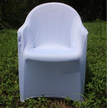 cheap chair covers for chairs with arms tall desk spandex folding cover plastic lycra stretch wedding banquet