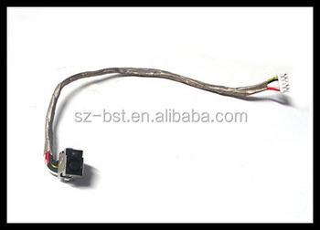 Laptop Dc Power Jack For Hp Pavilion Dv7-1000 Series Hdx16