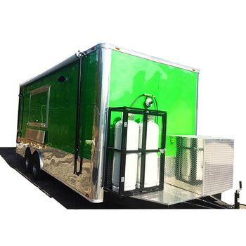 kitchen trailer mosaic tiles australia standard food trucks mobile fast with appliances for sale buy