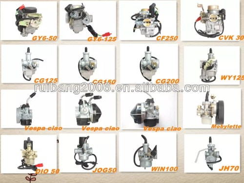 small resolution of 26mm howhit gy6 150 150cc carburetor intake scooter go kart carb electric choke buggie baja
