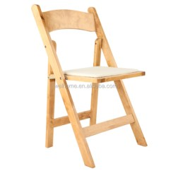 Wooden Folding Chairs For Rent Dining Chair Seat Cover Fabric Cheap Solid Wood Wimbledon Rental Buy