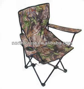 portable hunting chair tall camping outdoor folding one person
