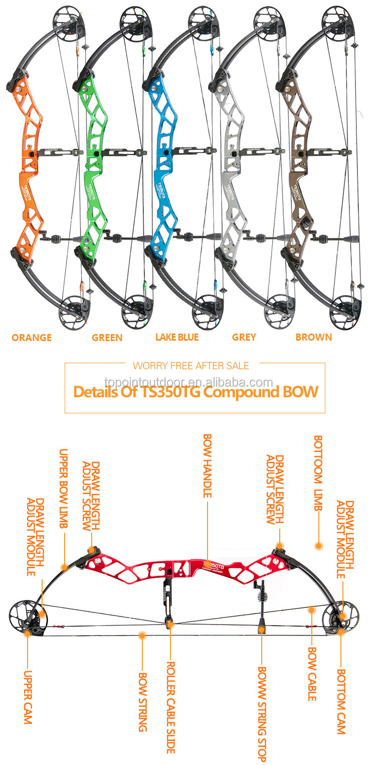 hight resolution of target compound bow ts350tg archery bow topoint brand lh and rh cnc milling riser