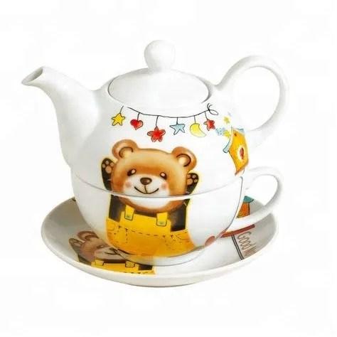 cute cartoon bear decal