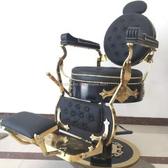 Where To Buy A Rocking Chair Washable Kitchen Cushions Doshower Barber Dimensions Of Footrest For Barbershop - Chairs ...