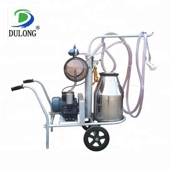 High Efficiency Tit Milking Machine For Sale