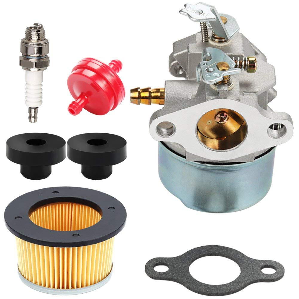 medium resolution of harbot 632230 632272 carburetor 30727 air filter tune up kit for tecumseh 5hp 6hp h30
