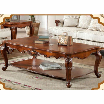 cheap center tables for living room vertical blinds ideas hand carved classic solid wood table buy