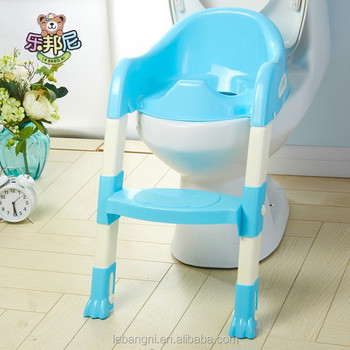 potty chair with ladder mia moda high replacement parts freedom trainer seat step folding toddler toilet training poddy kid
