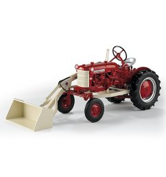 get quotations 1 16 scale 1958 farmall 560 cub diecast tractor with working one arm loader [ 1200 x 1200 Pixel ]