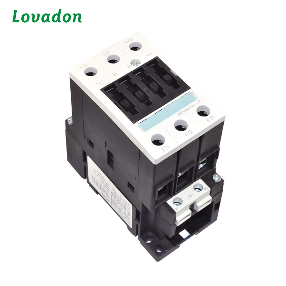 hight resolution of 3p 3rt series 1no 1nc ac contactor china cheap electrical 220vac 24vdc single phase magnetic contactor