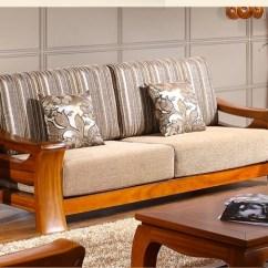 Design Of Wood Sofa Set And Mattress Outlet Teak For Living Room Furniture