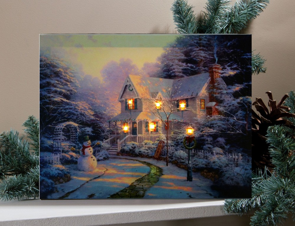 Canvas Pictures Led Light