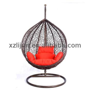 hanging chair egg french dining room chairs wicker outdoor used swingasan metal wooden rattan