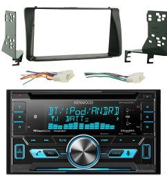 get quotations kenwood dpx502bt double din bluetooth cd mp3 player stereo receiver bundle combo with metra 2  [ 1500 x 1500 Pixel ]