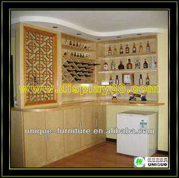 Liquor Display Case