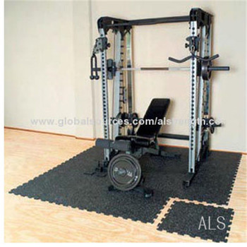 Cheap Rubber Flooring Gym Rubber Flooring For Weight