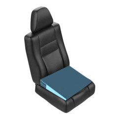 Chair Cushion Foam Oversized Leather And A Half High Density Sitting Pad Bolster Wedge Car Seat Back