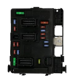fuse box bsm for peugeot 206 [ 1000 x 1000 Pixel ]