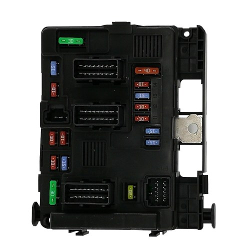 small resolution of fuse box bsm for peugeot 206