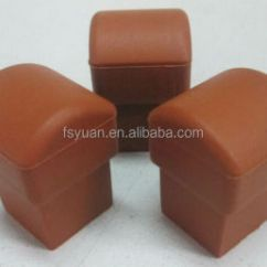 Chair Stoppers Plastic Rocking Template Rubber Square Pipe Stopper Leg Hole Plug Tip Cap Hard