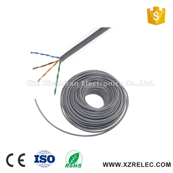 High Speed Twisted Pair Rohs Utp 305m Cat5e Cable Roll