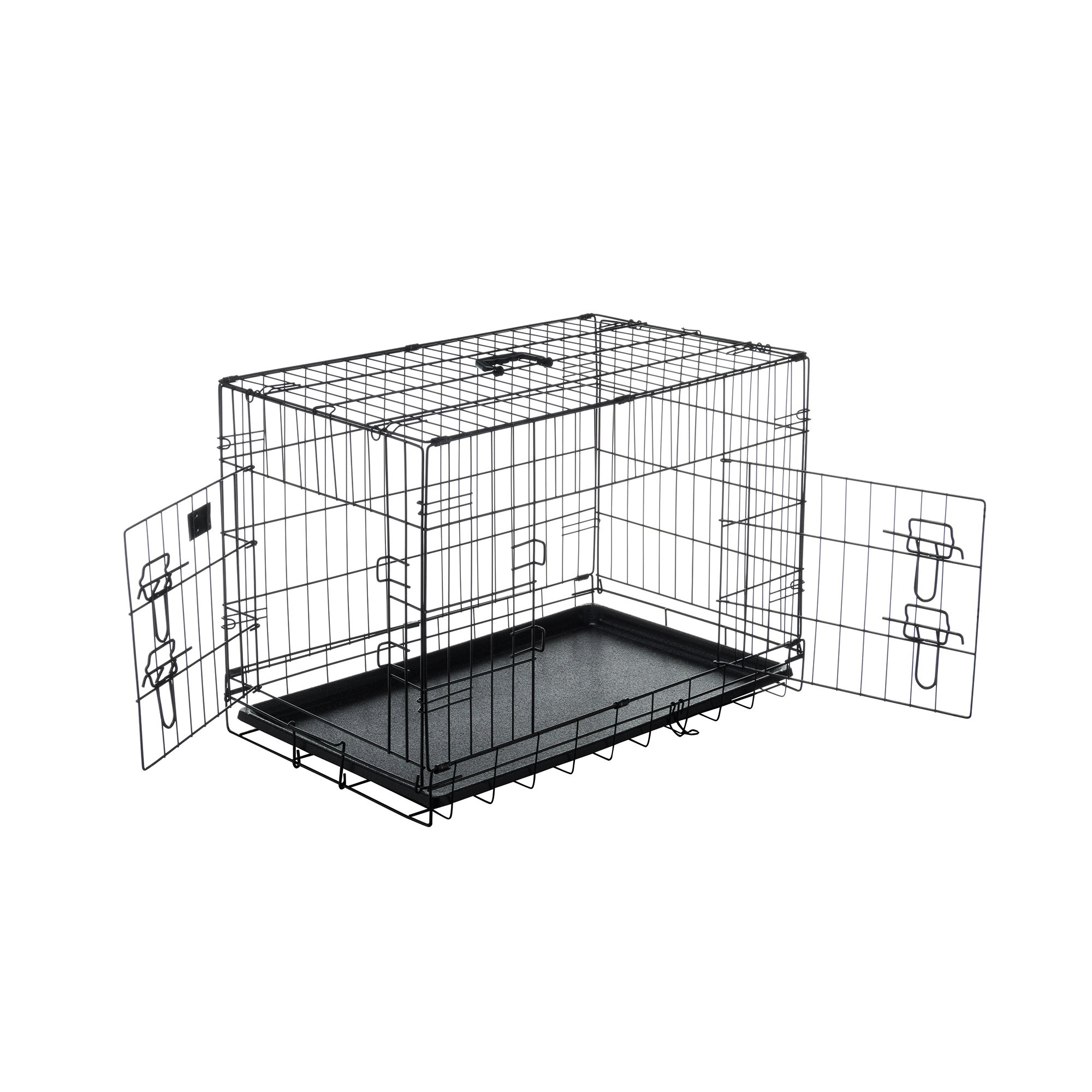 Cheap Top Paw Folding Double Door Crate Instructions, find