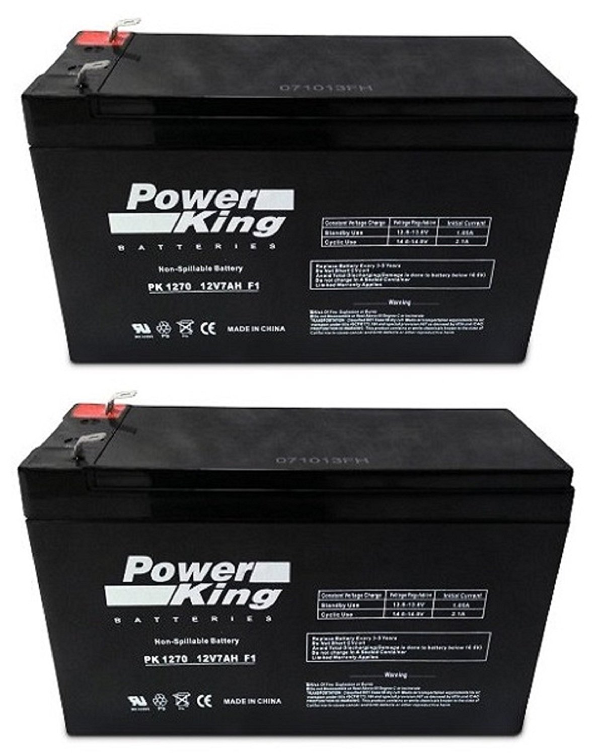 hight resolution of get quotations replacement battery for apc back ups rs 1500 kit of 2