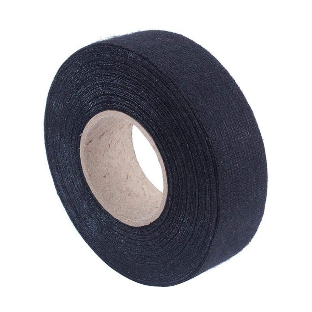 hight resolution of get quotations 15m adhesive cloth automotive wiring harness tape car auto heat sound isolation 19mm x 15m