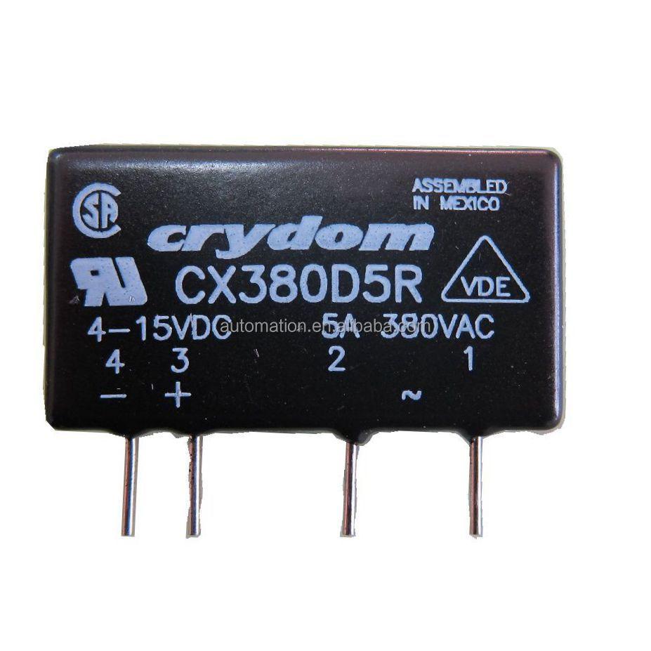Crydom Sip Ssr Cx380d5r Solid State Relay Pcb Ssr