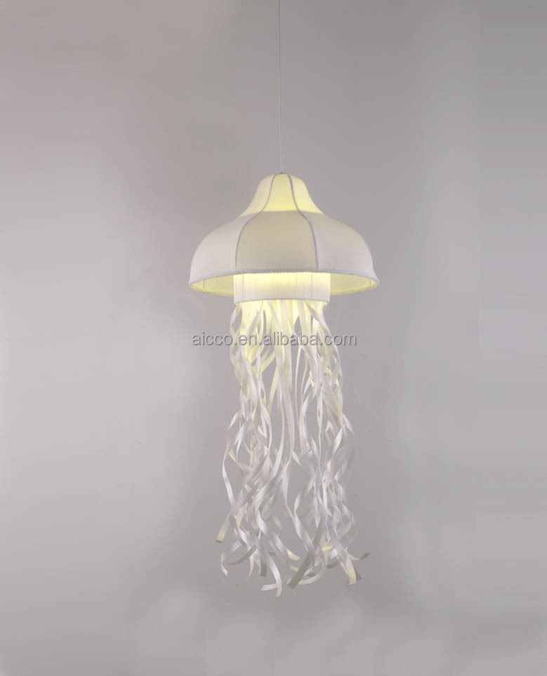 Modern White Pendant Light