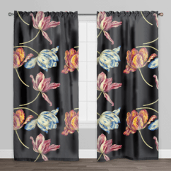 Cute Living Room Curtains Decorate Wall Pictures 2018 New Design European Sheer For The Window