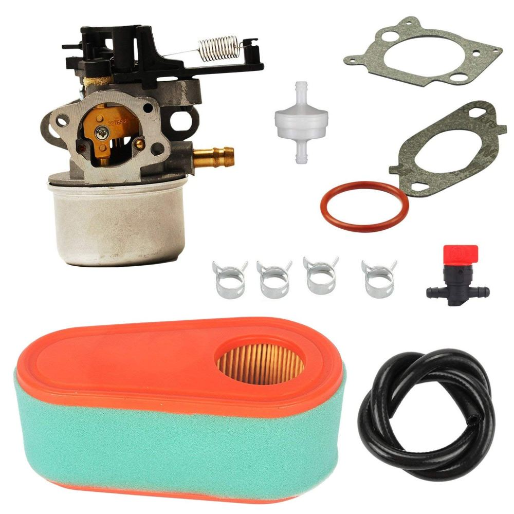 medium resolution of hifrom carburetor carb replace air filter pre filter gasket o ring fuel line clamp
