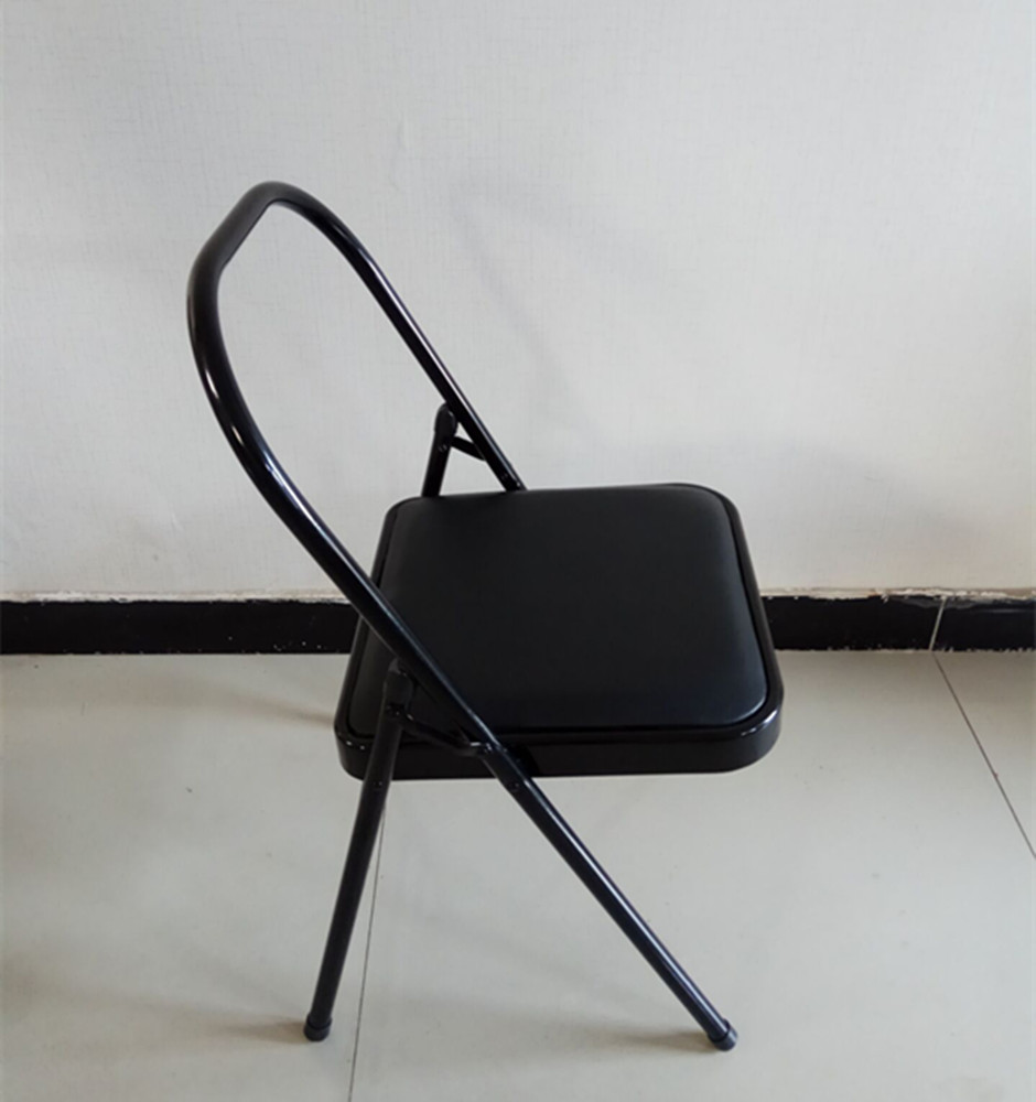 folding metal yoga chair cushions at kmart for sale body health buy product on alibaba com