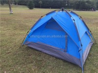 Orange Solar Tent Kids Teepee Backpacking Gear 2 Man Tent